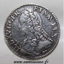 FRANKREICH - Gad 298 - LUDWIG XV - 1/5 ECU MIT OLIVENZWEIG - 1726 A - Paris