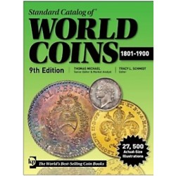 WORLD COINS 1801 - 1900 - 19th CENTURY - 9TH EDITION 2019