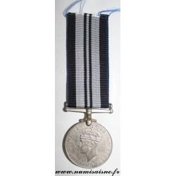 INDE BRITANNIQUE - MÉDAILLE - 1939 - 1945