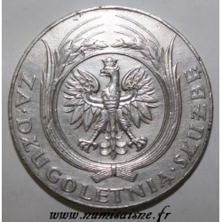POLAND - MEDAL - 1919 - 1939 - 20 YAERS OF LIBERTY