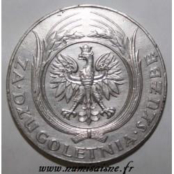 POLOGNE - MÉDAILLE - 1919 - 1939 - 20 ANS DE LIBERTÉ