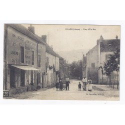 County 02400 - GLAND - STREET OF 'EN BAS'