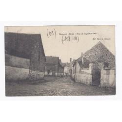 County 02160 - GLENNES - STREET OF LA GRANDE COUR