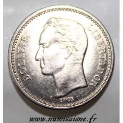 VENEZUELA - Y 41 - 50 CENTIMOS 1965