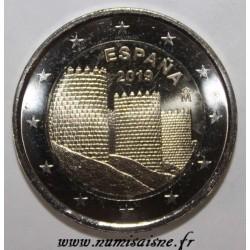 SPAIN - 2 EURO 2019 - OLD CITY OF ÁVILA