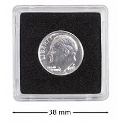 BOITE DE 10 CAPSULES QUADRUM MINI (10 à 29 mm)