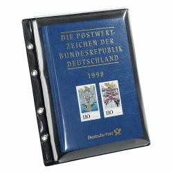 COIN BOXE VOLTERRA FOR 5 GERMAN 2 EURO COINS 'HELMUT SCHMIDT' 2018 - REF 357317