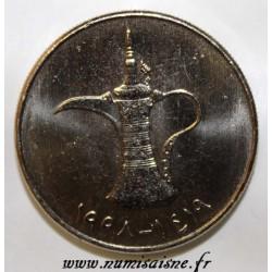 EMIRATS ARABES UNIS - KM 6.2 - 1 DIRHAM 1998 - AH 1419