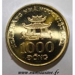VIETNAM - KM 72 - 1000 DONG 2003