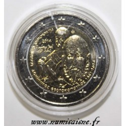 GREECE- 2 EURO 2014 - 400th anniversary of death Doménikos Theotokopoulos.