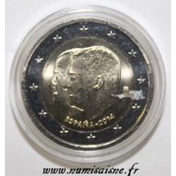 SPAIN - 2 EURO 2014 - FELIPE VI