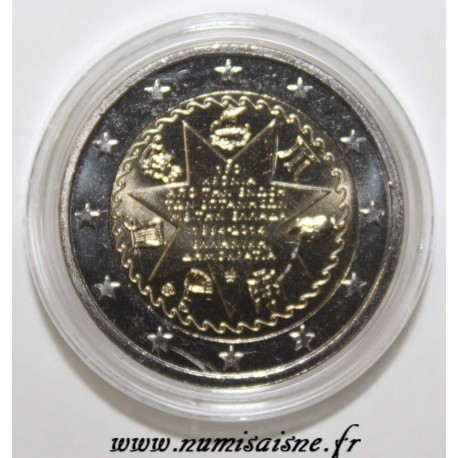 GREECE- 2 EURO 2014 - 150th Anniversary of the Union of Ionian Islands