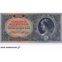 HUNGARY - PICK 126 - 10.000 MILPENGÖ - 29/04/1946
