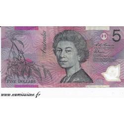 AUSTRALIA - PICK 51 a - 5 DOLLARS (19)95