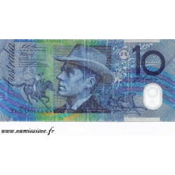 AUSTRALIE - PICK 52 a - 10 DOLLARS (19)93