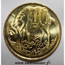 ETHIOPIA - KM 45.3 - 10 SANTEEM 2005 - EE 1997