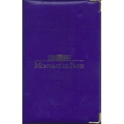 FRANCE - COFFRET BELLE EPREUVE EURO 2003 - MONNAIE DE PARIS
