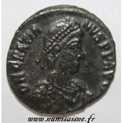 367 - 383 - GRATIANUS -SMALL BRONZE - R/ REPARATIO REI PUB SISSIA