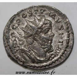 260 - 269 - POSTUME - ANTONINIEN - R/ MONETA AUG