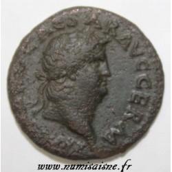 41 - 54 - CLAUDIUS - QUADRANS