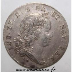 ETATS DE BRETAGNE - JETON - 1717 - LOUIS XV