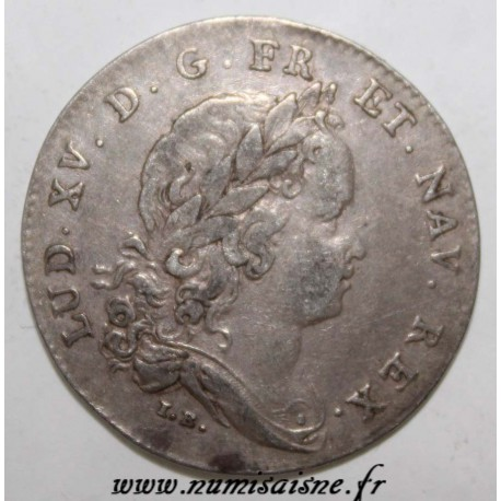 STATES OF BRITTANY - TOKEN - 1717 - LOUIS XV