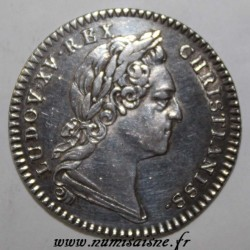 STATES OF BRITTANY - TOKEN - 1770 - LOUIS XV