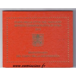 VATICAN - 2 EURO 2016 - BICENTENARY OF THE GENDARMERIE OF VATICAN