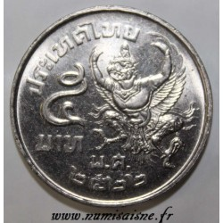 THAILAND - Y 111 - 5 BAHT 1979 - BE 2522