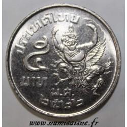 THAILANDE - Y 111 - 5 BAHT 1979 - BE 2522