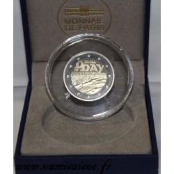 FRANCE - 2 EURO 2014 - 70th Anniversary of the D-Day - SECOND HAND