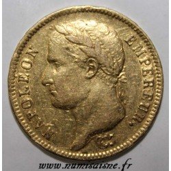 FRANCE - KM 696 - 40 FRANCS 1812 A - Paris - NAPOLEON 1st