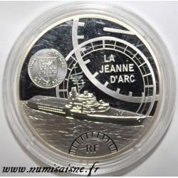 FRANCE - KM 2078 - 10 EURO 2013 - LA JEANNE D'ARC - OCCASION