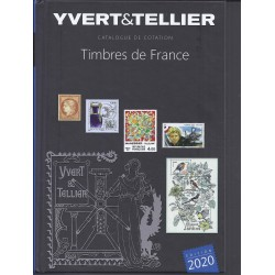 TIMBRES DE FRANCE - EDITION 2020 - YVERT & TELLIER