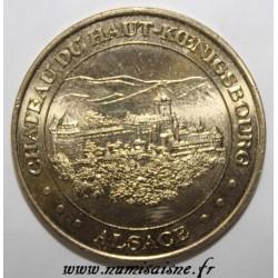County 67 - ORSCHWILLER - CASTLE OF HAUT KOENIGSBOURG - MDP - 2001