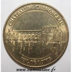 37 - CHENONCEAUX - CHATEAU - SANS DIFF. - MDP - 2004
