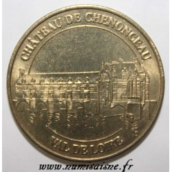 County 37 - CHENONCEAUX - CASTLE - MDP - 2004