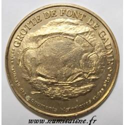 24 -LES EYZIES DE TAYAC - GROTTE DE FONT DE GAUME - MDP - 1998