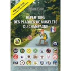 REPERTOIRE DES MUSELETS DE CHAMPAGNE - ADDITIVE - EDITION 2020
