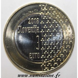 SLOVENIA - 3 EURO 2018 - 1st world war