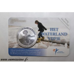 NETHERLANDS - KM 296a - 5 EURO 2010 - Waterland