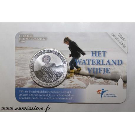NETHERLANDS - KM 296a - 5 EURO 2010 - Waterland