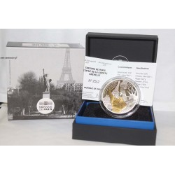 FRANCE - 10 EURO 2017 - STATUE OF LIBERTY - SECOND HAND