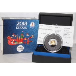 FRANCE - 5 EURO 2018 - FIFA WORLD CUP RUSSIA - OCCASION