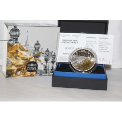 FRANCE - 10 EURO 2018 - PONT ALEXANDRE III - OCCASION
