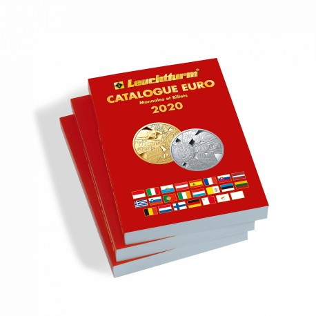 EURO CATALOG COINS & BANK NOTES 2020 (French) - LEUCHTTURM - 361353
