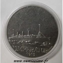 FRANCE - MEDAL - BOAT - IMPERATOR - 1913 - HAPAG