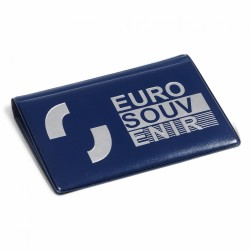 Pocket Album 'ROUTE' for 40 x Euro Souvenir banknotes