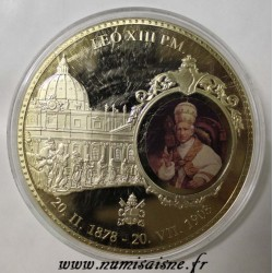 FRANCE - MEDAL - EUROPE - POPE LEO XIII