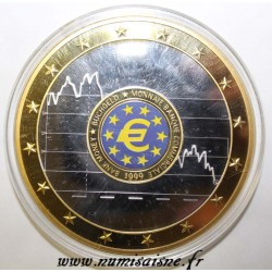 FRANCE - MEDAL - EUROPE - BANK MONEY 1999